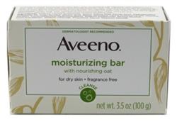 Aveeno Moisturizing Bar 3.5oz (10602)