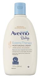 Aveeno Baby Eczema Therapy Moisturizing Cream 12oz (10669)